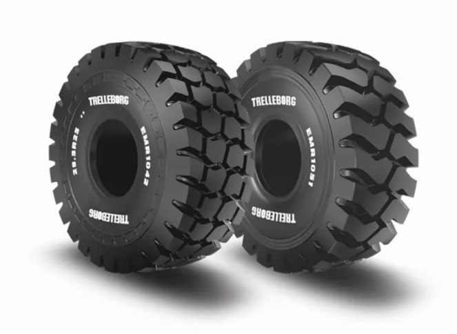 Trelleborg expands EMR radial range for loaders and dumpers