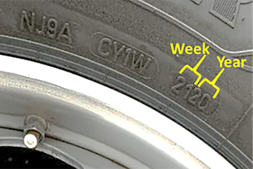 DfT updates old tyre guidance, warns of unlimited fines in England