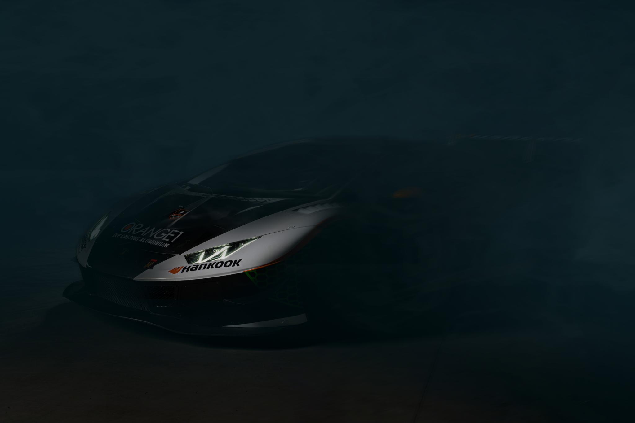 Hankook, FFF Racing to start at Nürburgring 24 Hours