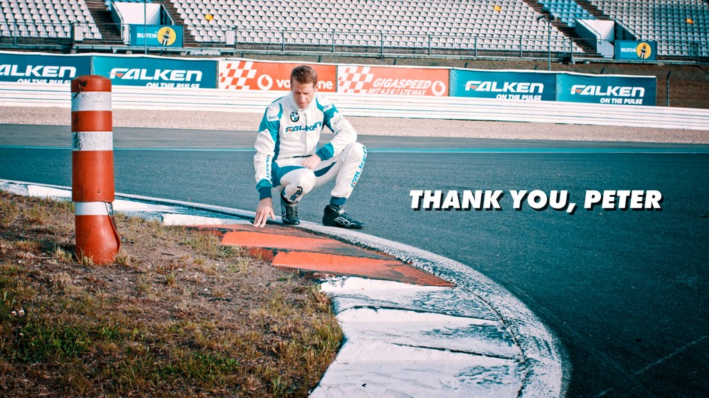 Dumbreck retires from Falken racing & becomes brand ambassador