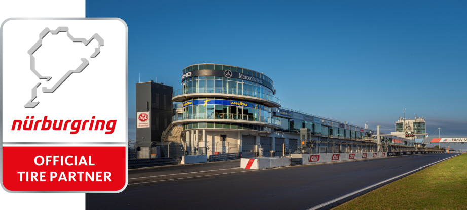 Goodyear Official Tire Partner of Nürburgring