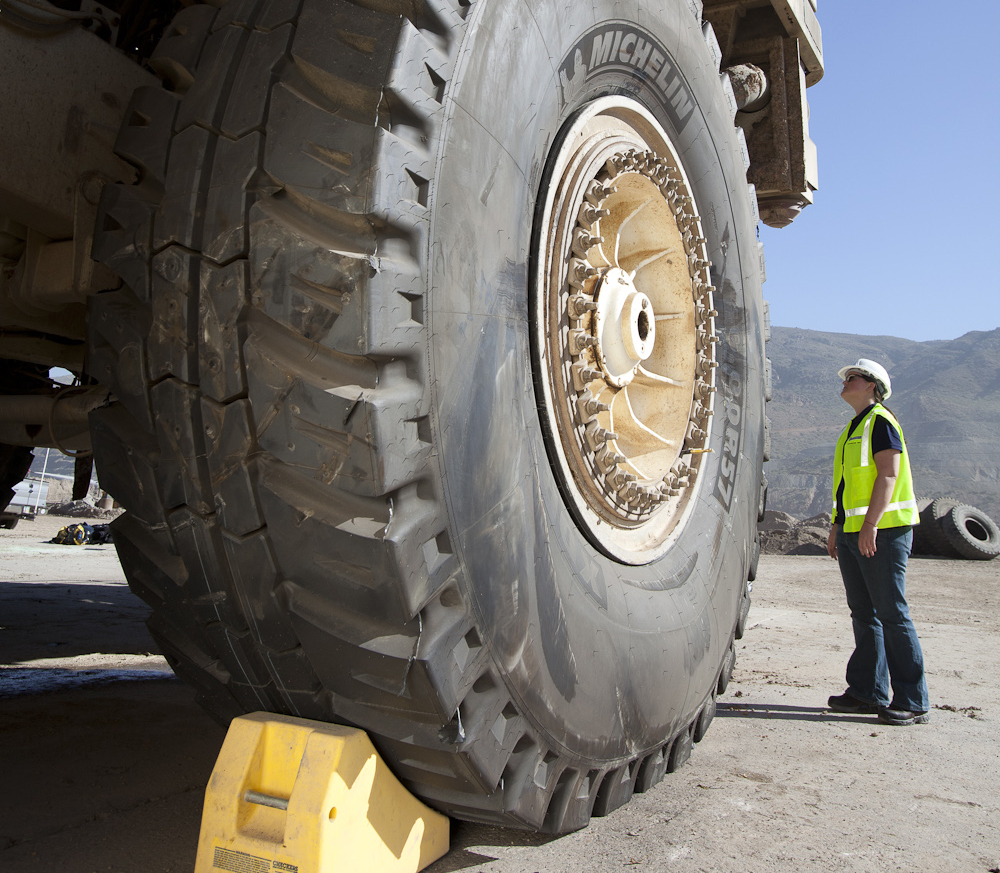 Michelin introduces on-site industrial tyre training courses