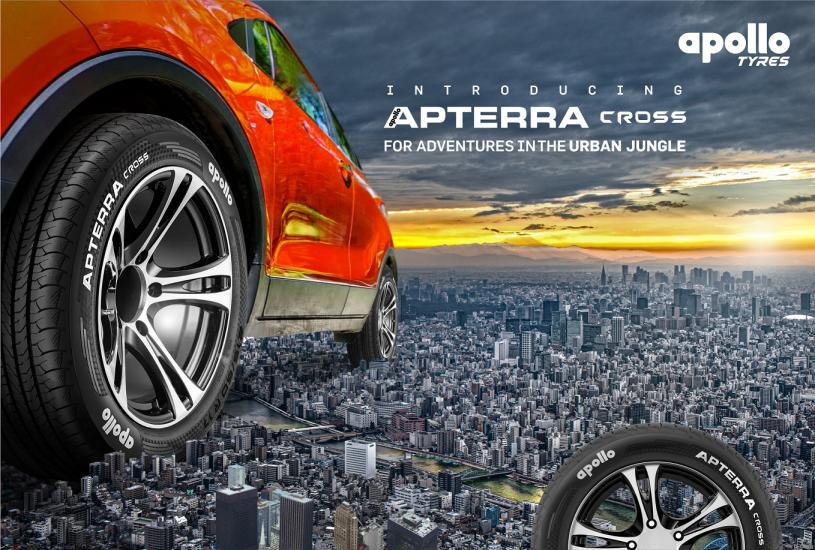Apollo targets India's CSUV market with Apterra Cross