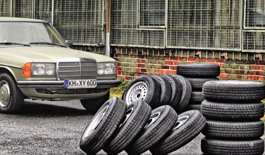 Classic car tyres – retro cool or old hat?