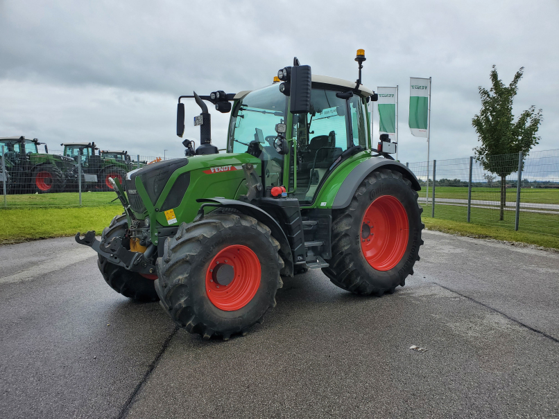 Continental a Fendt OE supplier