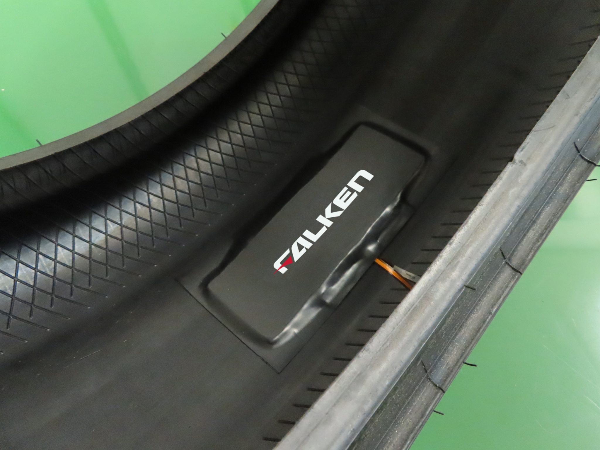 SRI Tyre Internal Power Generation enables battery free sensors