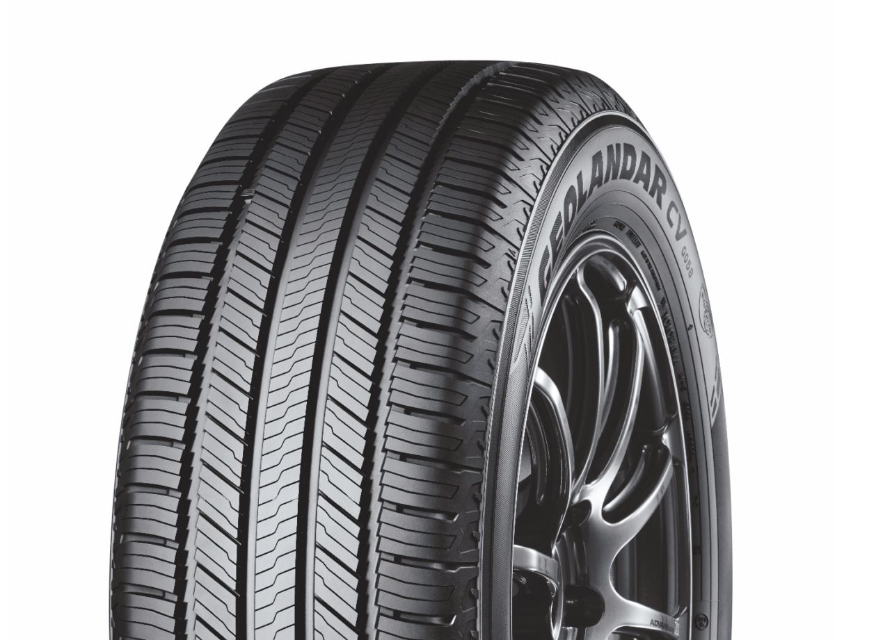 Yokohama SUV tyre receives 'world's most prestigious design award'