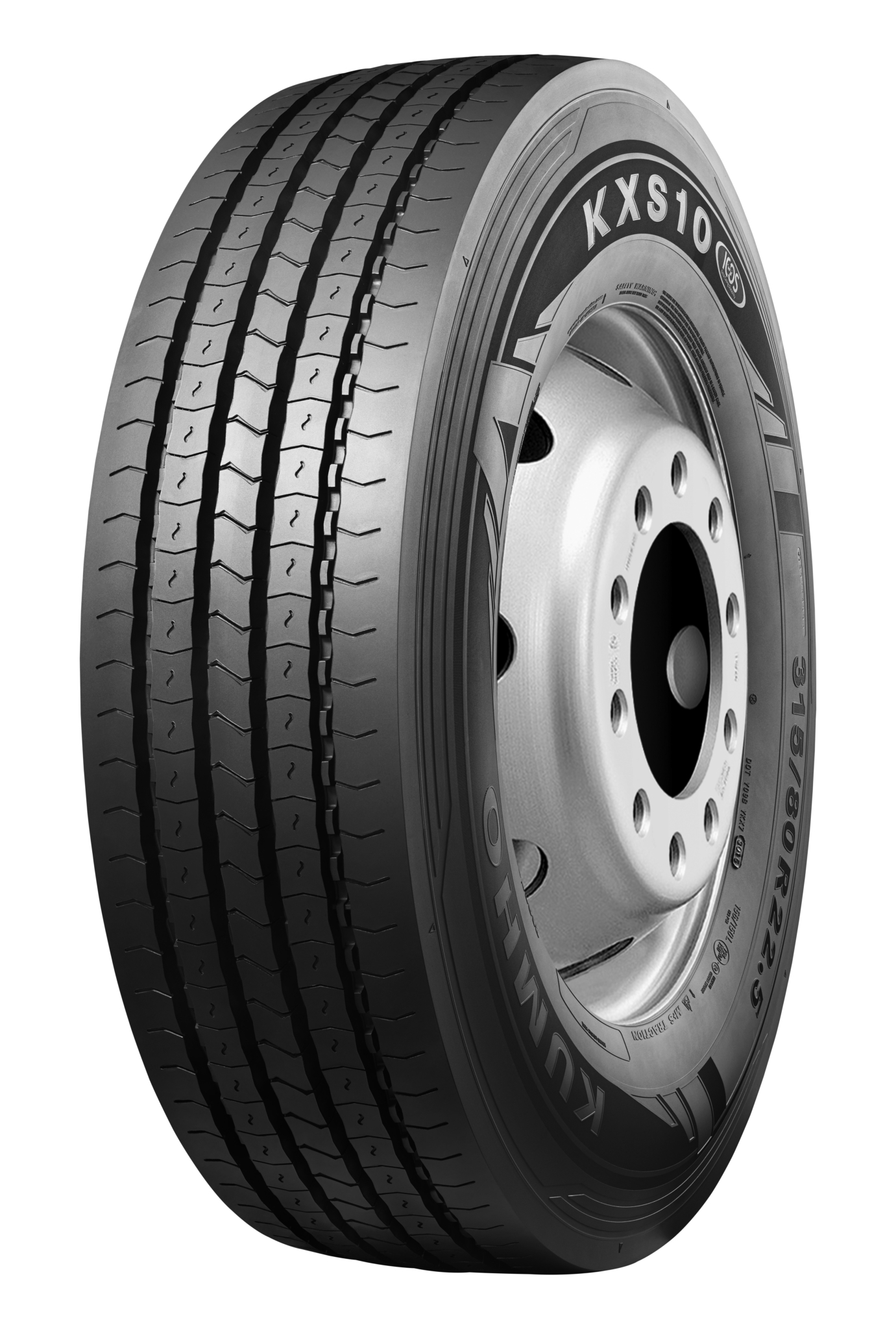 Kumho truck tyre range supported by 'significant investment'