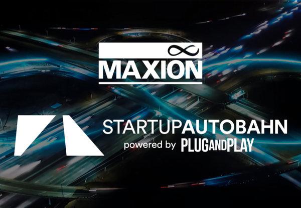 Iochope-Maxion cruising the Startup Autobahn