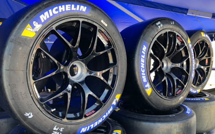 Michelin named exclusive DTM tyre partner