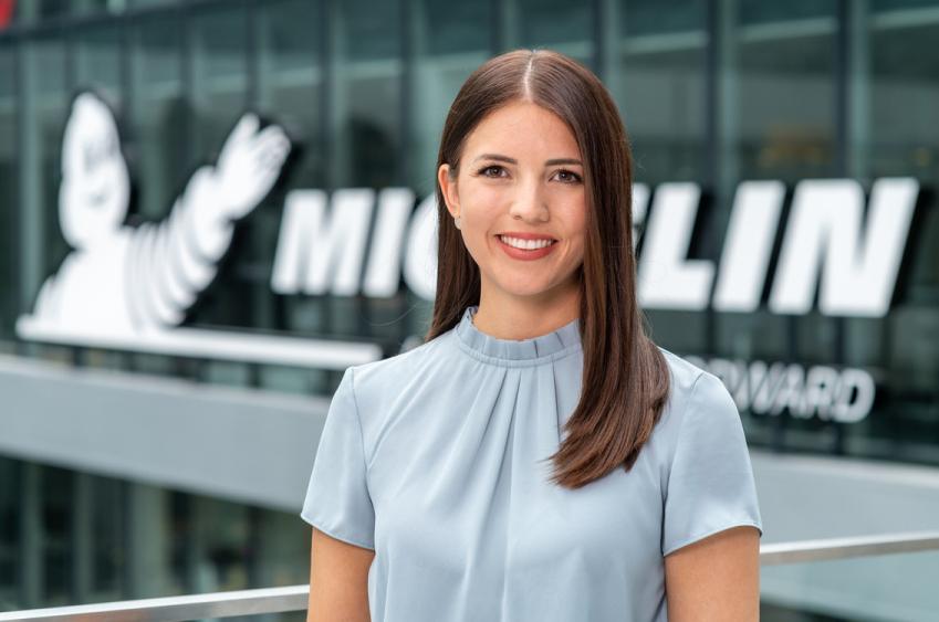 Maira Zöller heading Michelin PR in Northern Europe