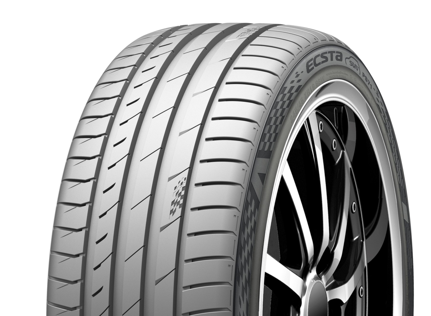 Kumho adds 12 Ectsa PS71 SUV tyre sizes to its range