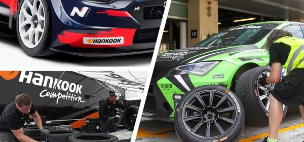 Hankook to become exclusive tyre supplier to European TCR series – and others