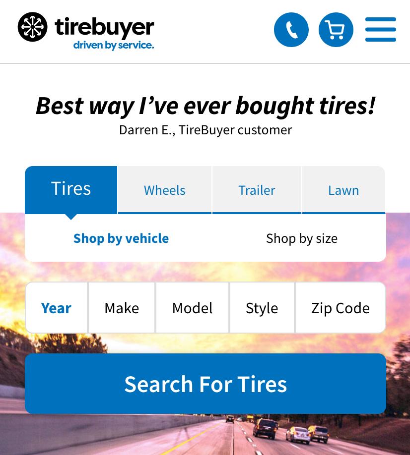 Tirebuyer.com and Tirescanner.com merge