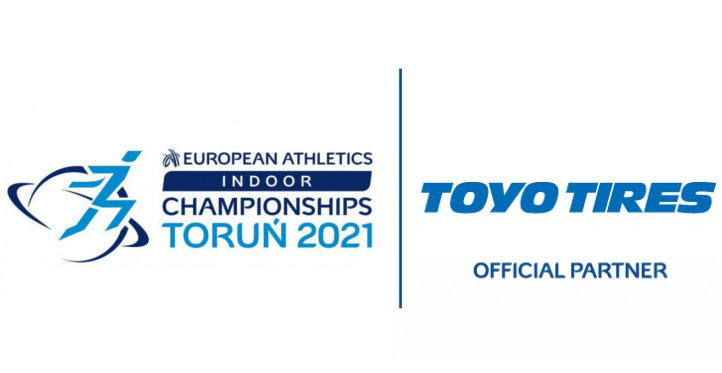 Toyo Tires partnering again with European Athletics Indoor Championships