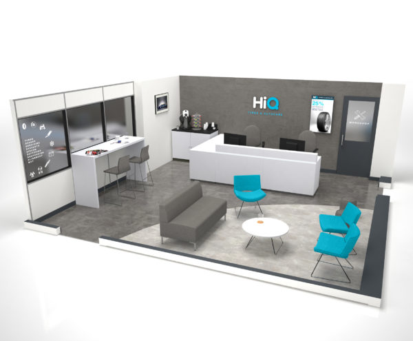HiQ upgrading in-store experience following brand re-vamp