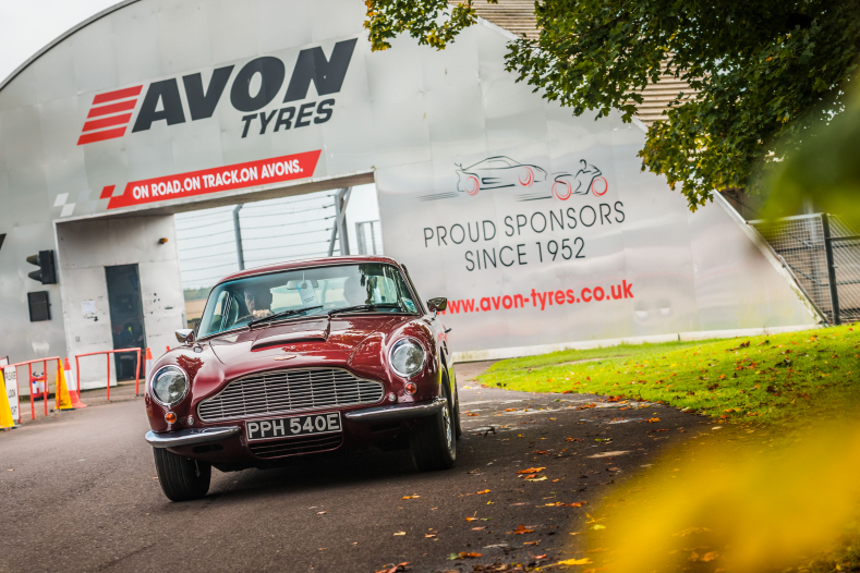 69 years & counting – Avon Tyres renews Castle Combe sponsorship