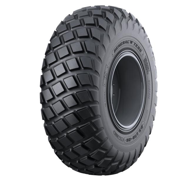 General TE95 boosts earthmoving tyre range