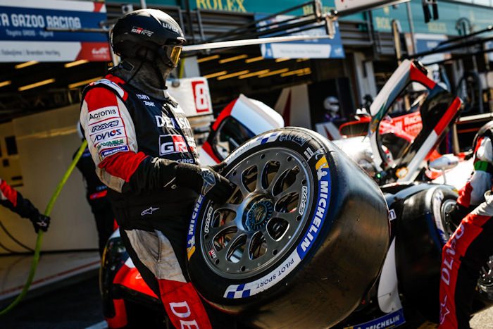 WEC: Virtually-developed Michelin Pilot Sport debuting in Le Mans Hypercar