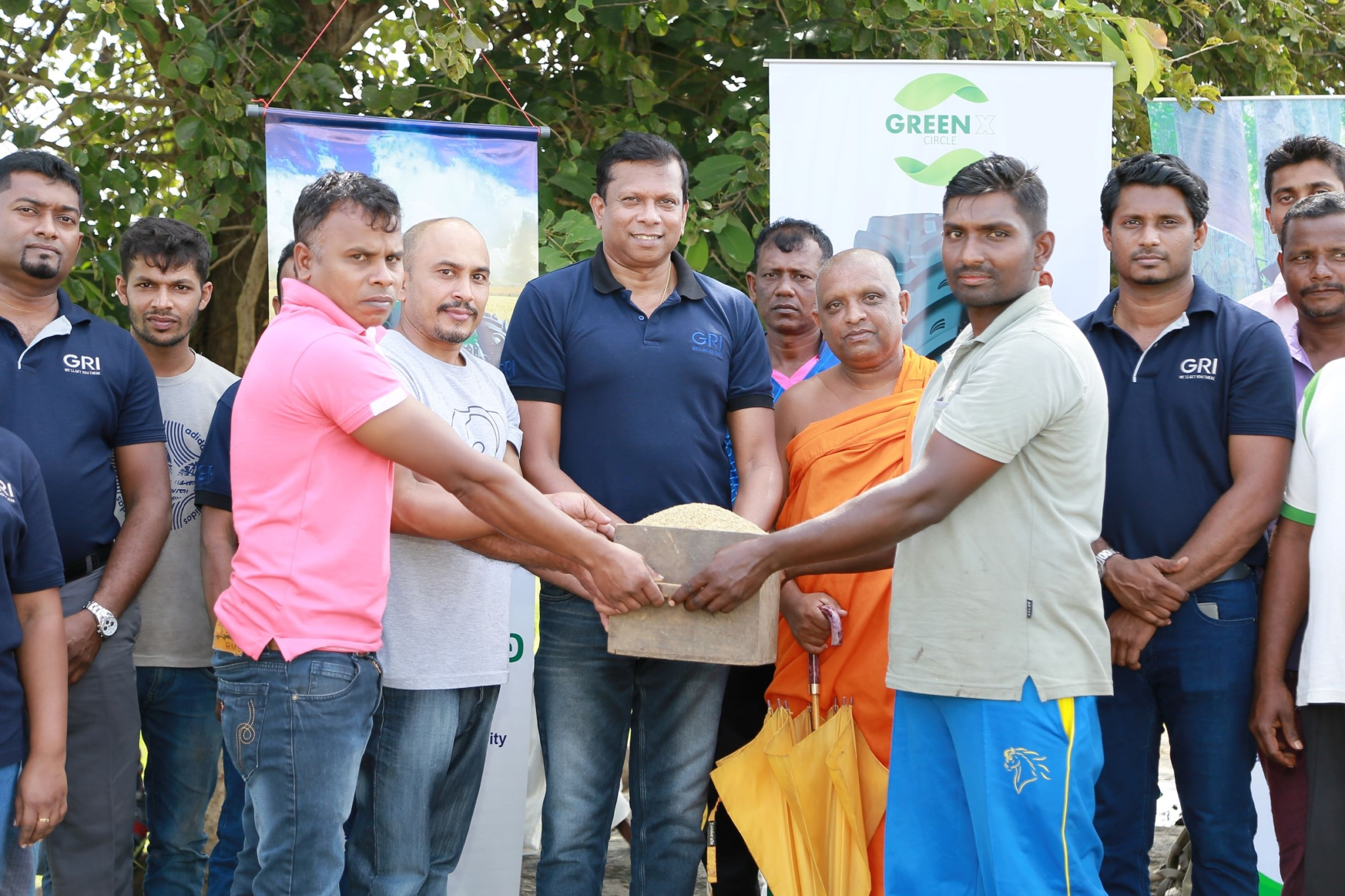 GRI's GREEN X Circle connects rubber and crop farmers in Sri Lanka
