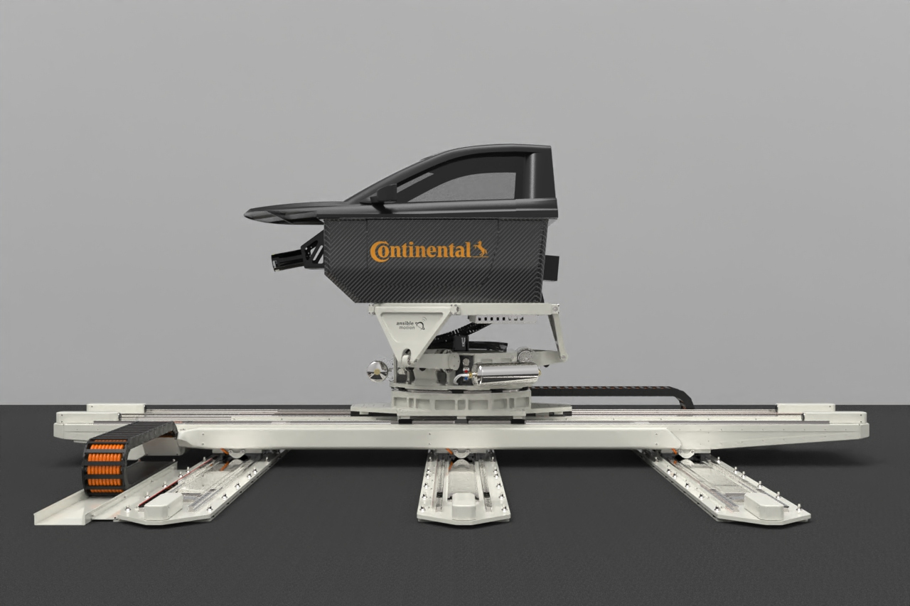 Continental orders new Ansible Motion simulator