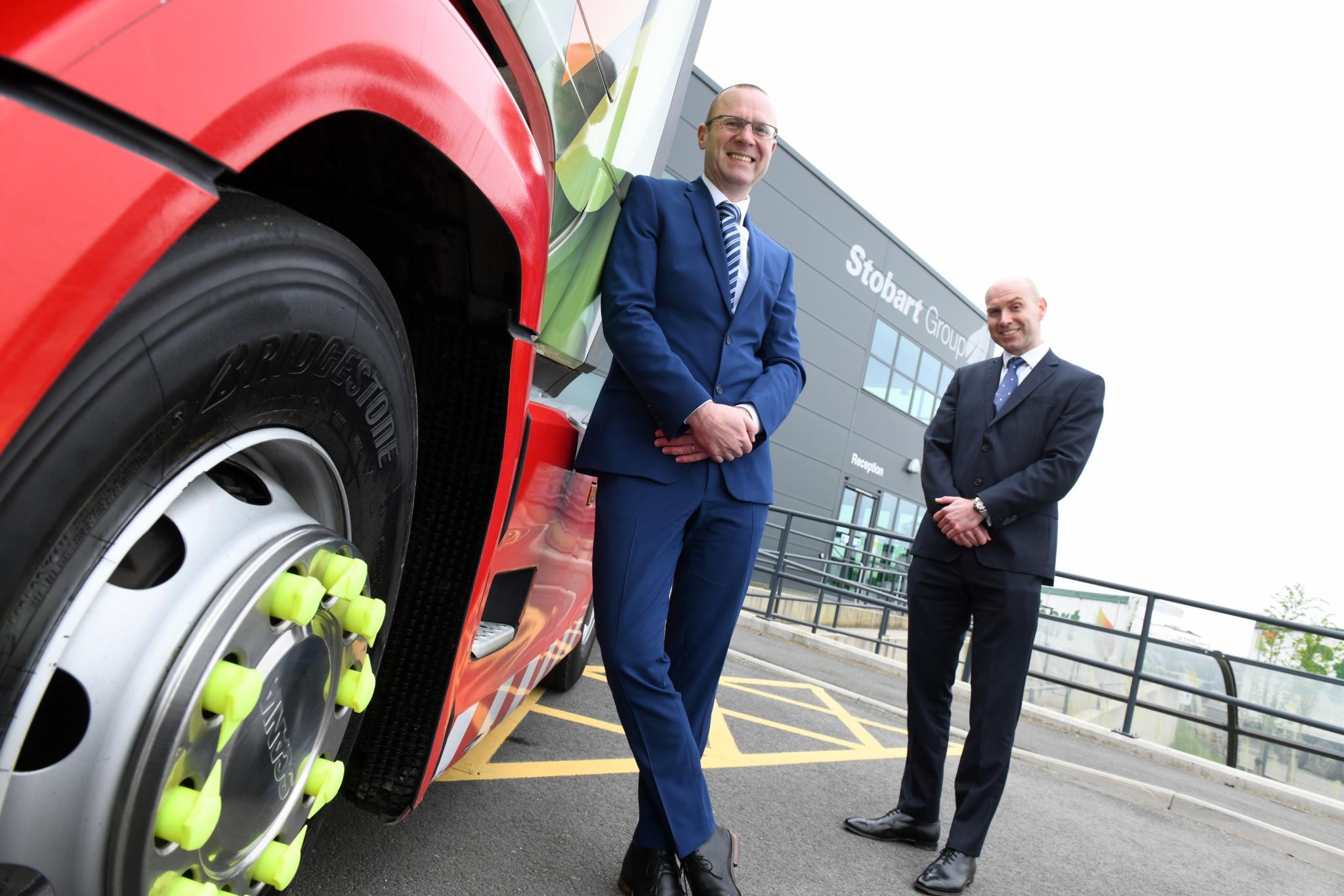 Stobart Energy agrees fleet tyre deal with Bridgestone
