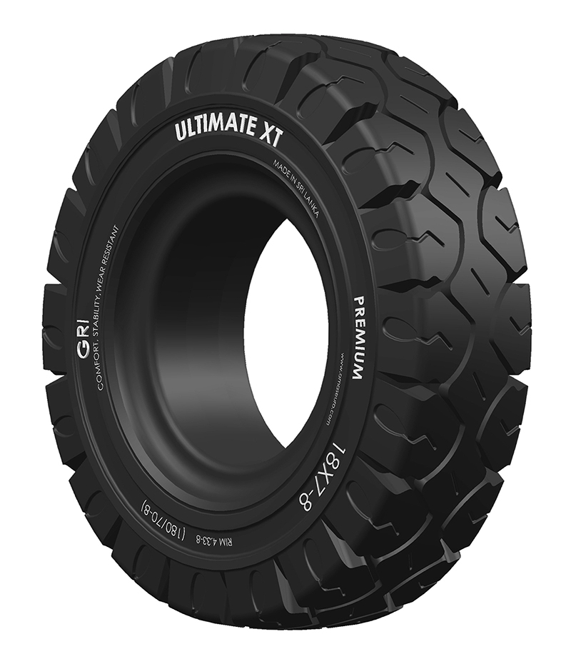 GRI supplies Ultimate XT forklift tyres to KION Group