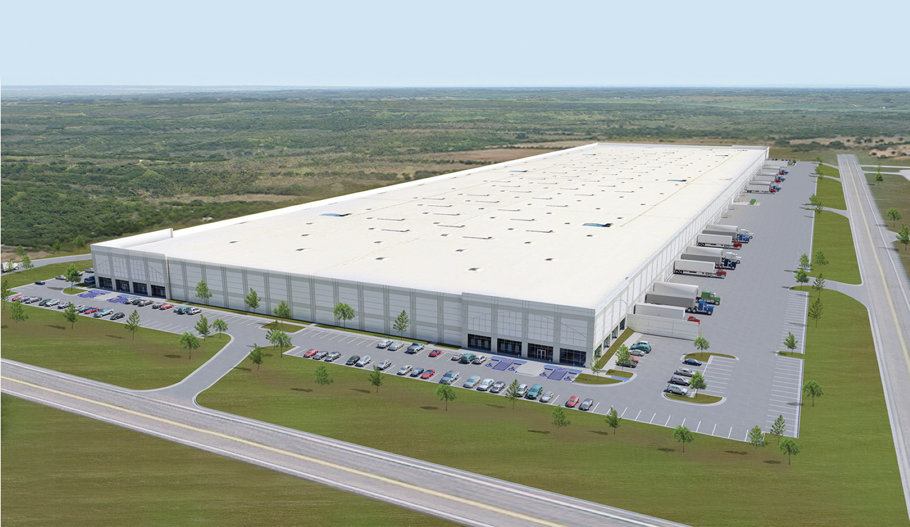 Yokohama Tire opens 430,000sqft distribution centre in Texas