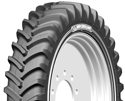 Michelin releases IF version of Agri Row Crop