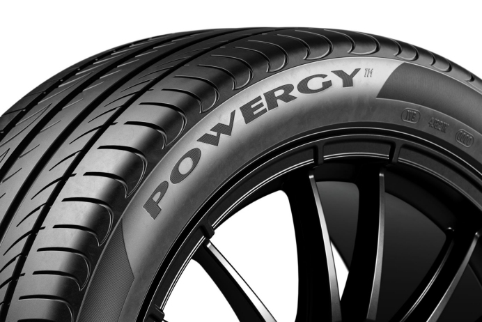 Pirelli Powergy – 55 dimensions available by year's end
