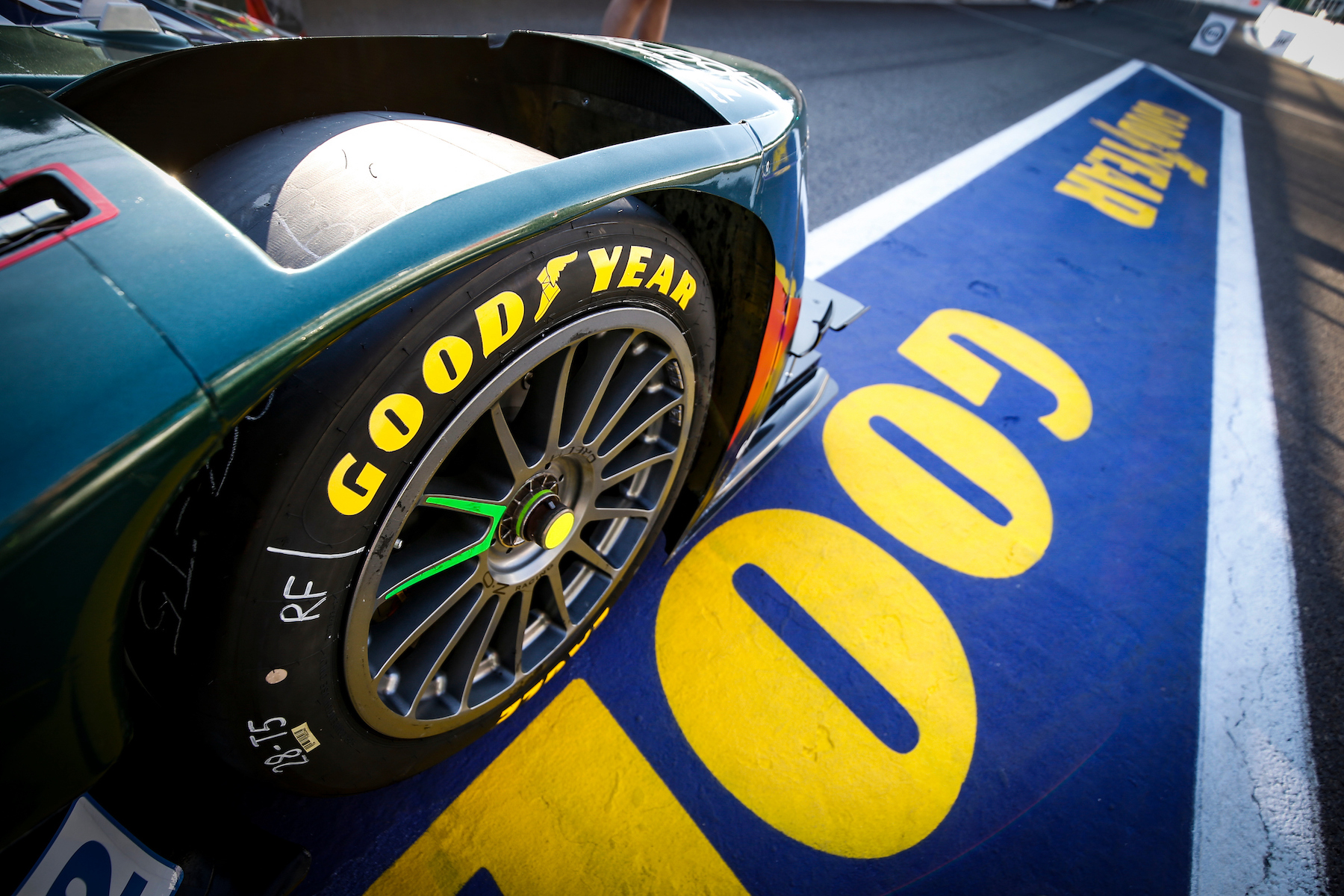 Goodyear begins 'new era' as FIA World Endurance Championship partner