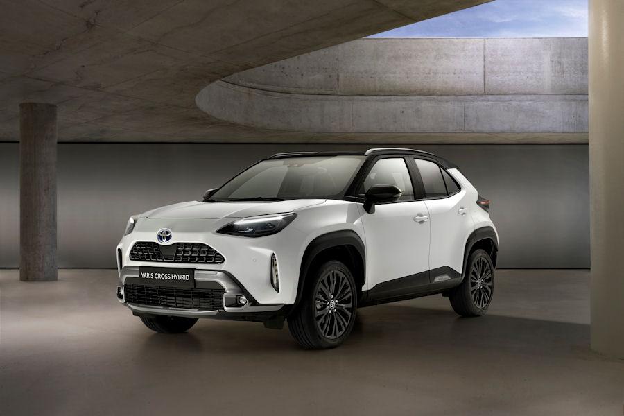 Goodyear EfficientGrip Performance 2 for Toyota Yaris Cross