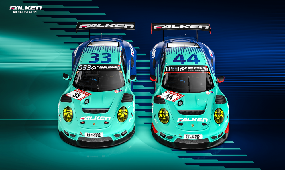 Falken to contest Nürburgring 24H with Porsche pairing
