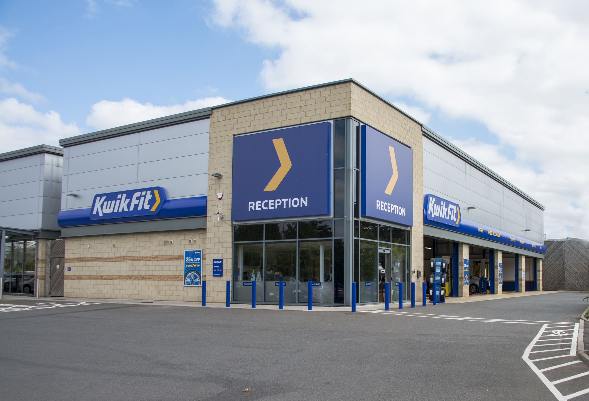 Kwik Fit expansion: Bath added to target list of 25 towns and cities
