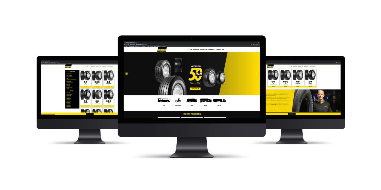 Bandvulc launches mobile-first technical website