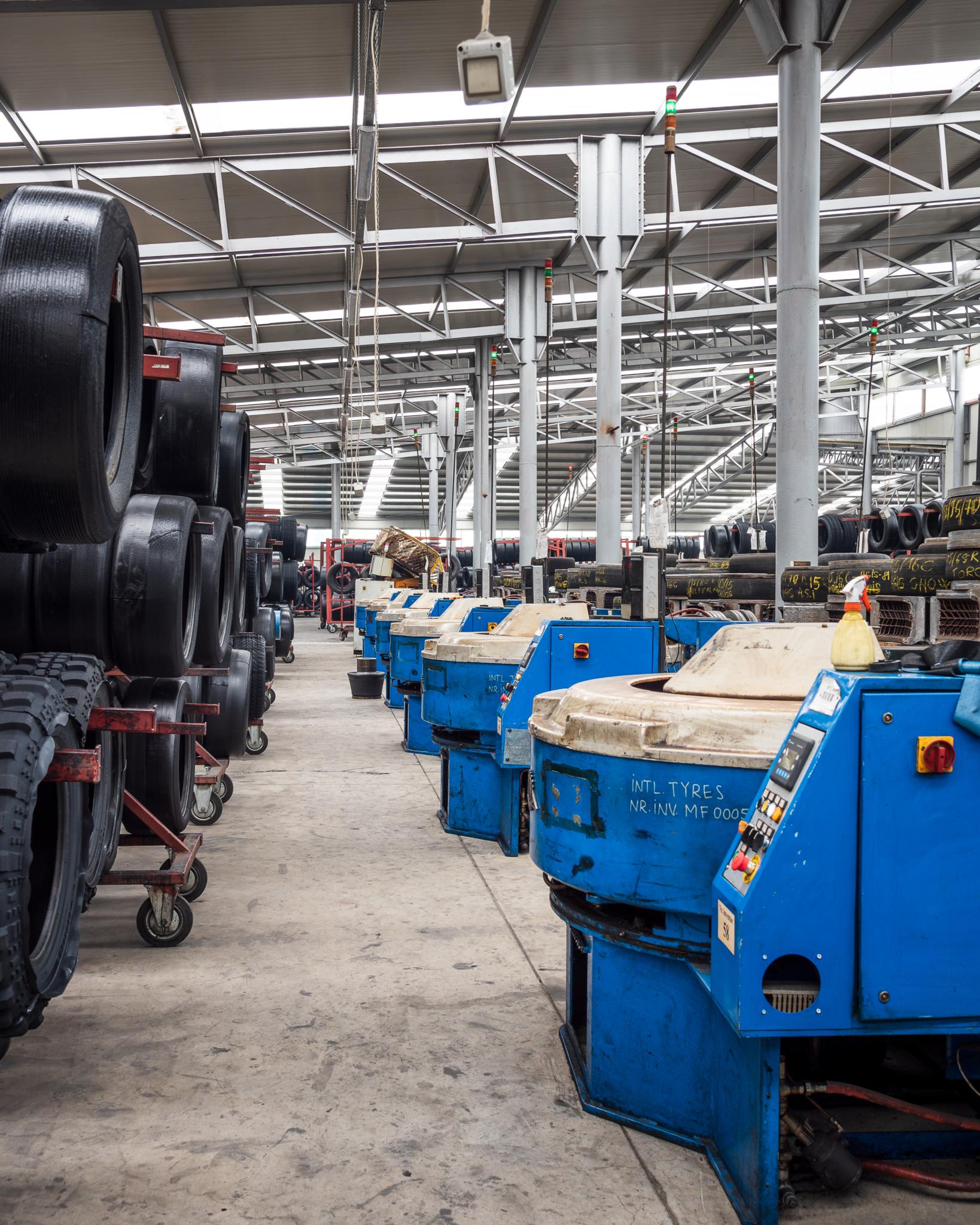 Romanian car tyre retreader Radburg prospering in adversity