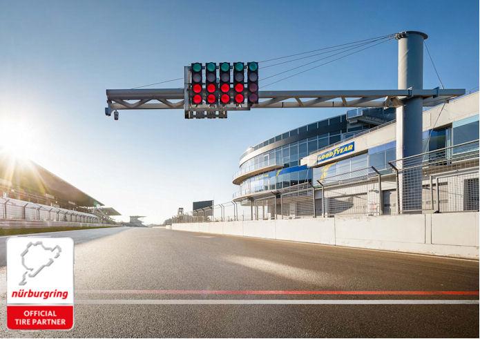 Nürburgring circuit gains additional Goodyear naming
