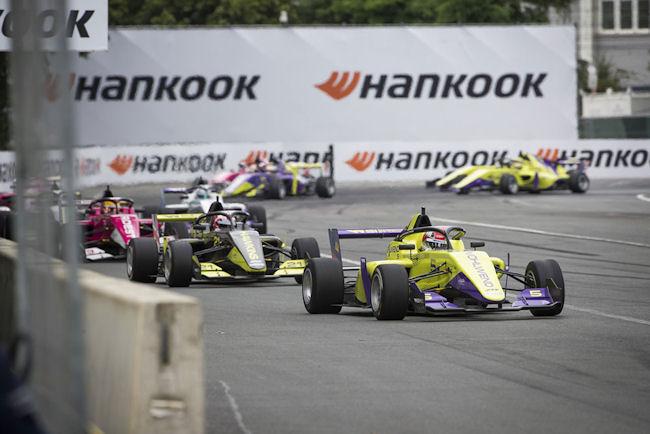 Hankook ready as W Series returns in 2021