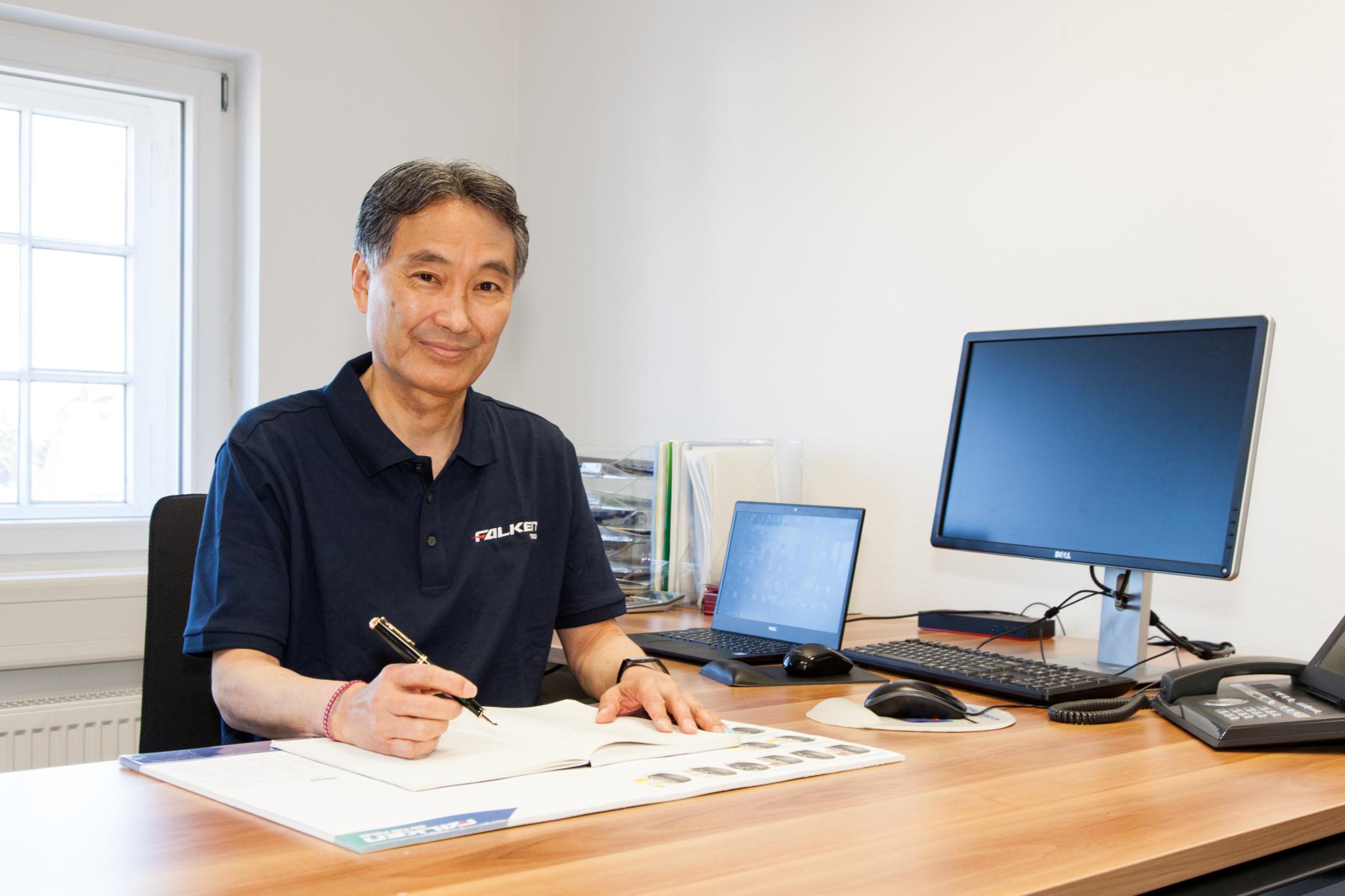Tomohiko Masuta appointed managing director of Falken, Sumitomo Rubber Europe
