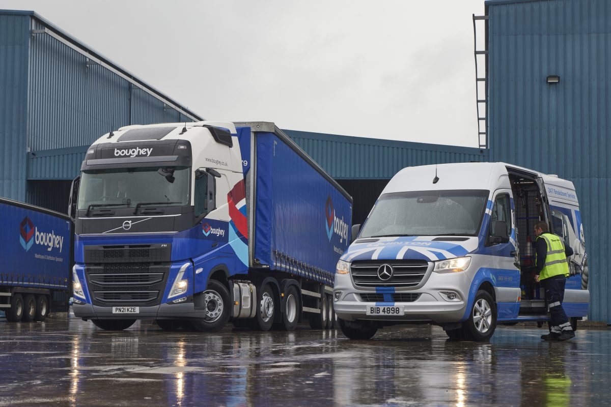 Boughey Distribution opts for Michelin X Multi Energy tyres