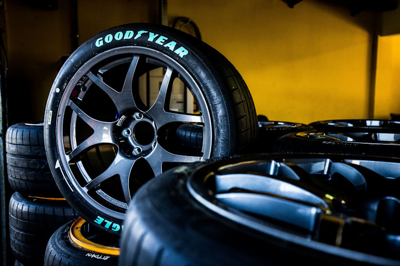 Goodyear – developing a tyre for 670 hp Pure ETCR touring cars