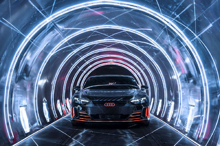 Audi approves Hankook tyres for e-tron GT