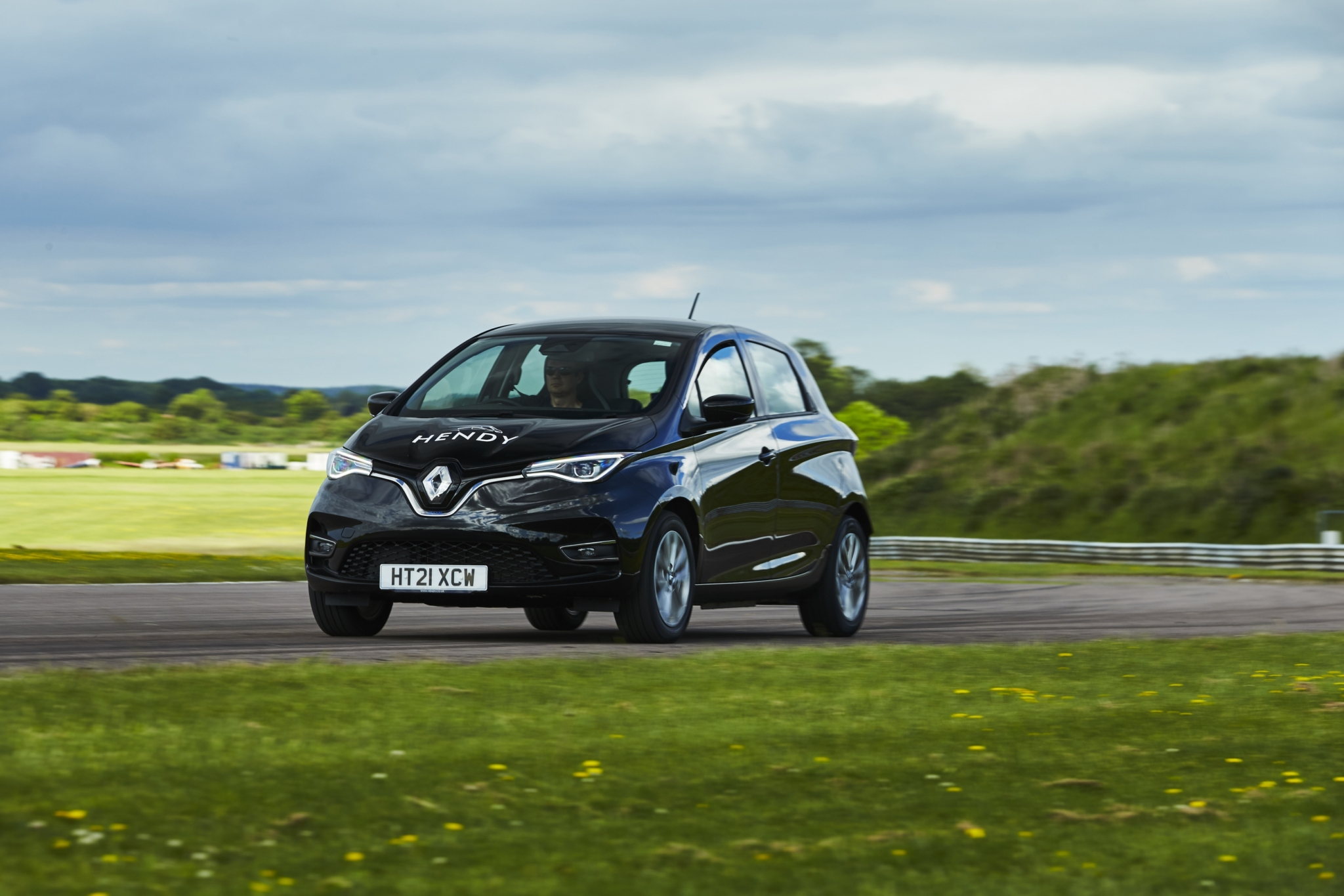 Renault ZOE sets new hypermiling record on Enso tyres