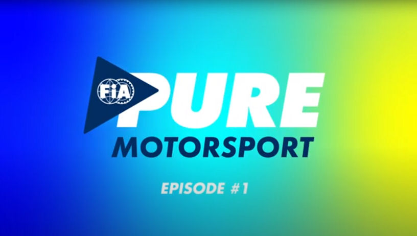 Cooper Tire a Pure Motorsport documentary series partner