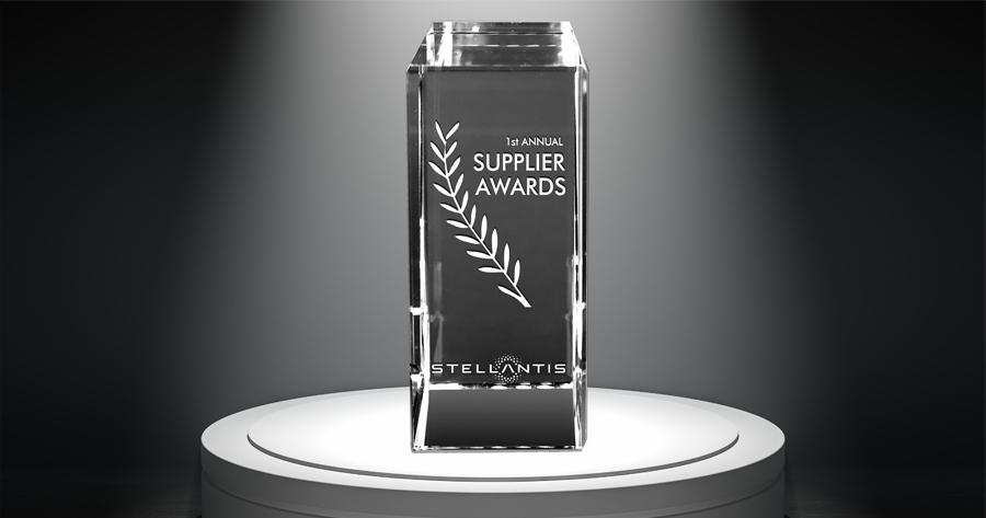 Nexen Tire gains Stellantis supplier award