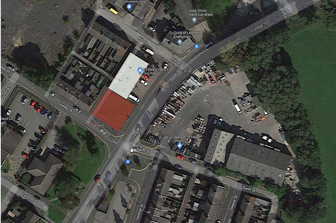 Stone Tyres granted planning permission for MOT centre