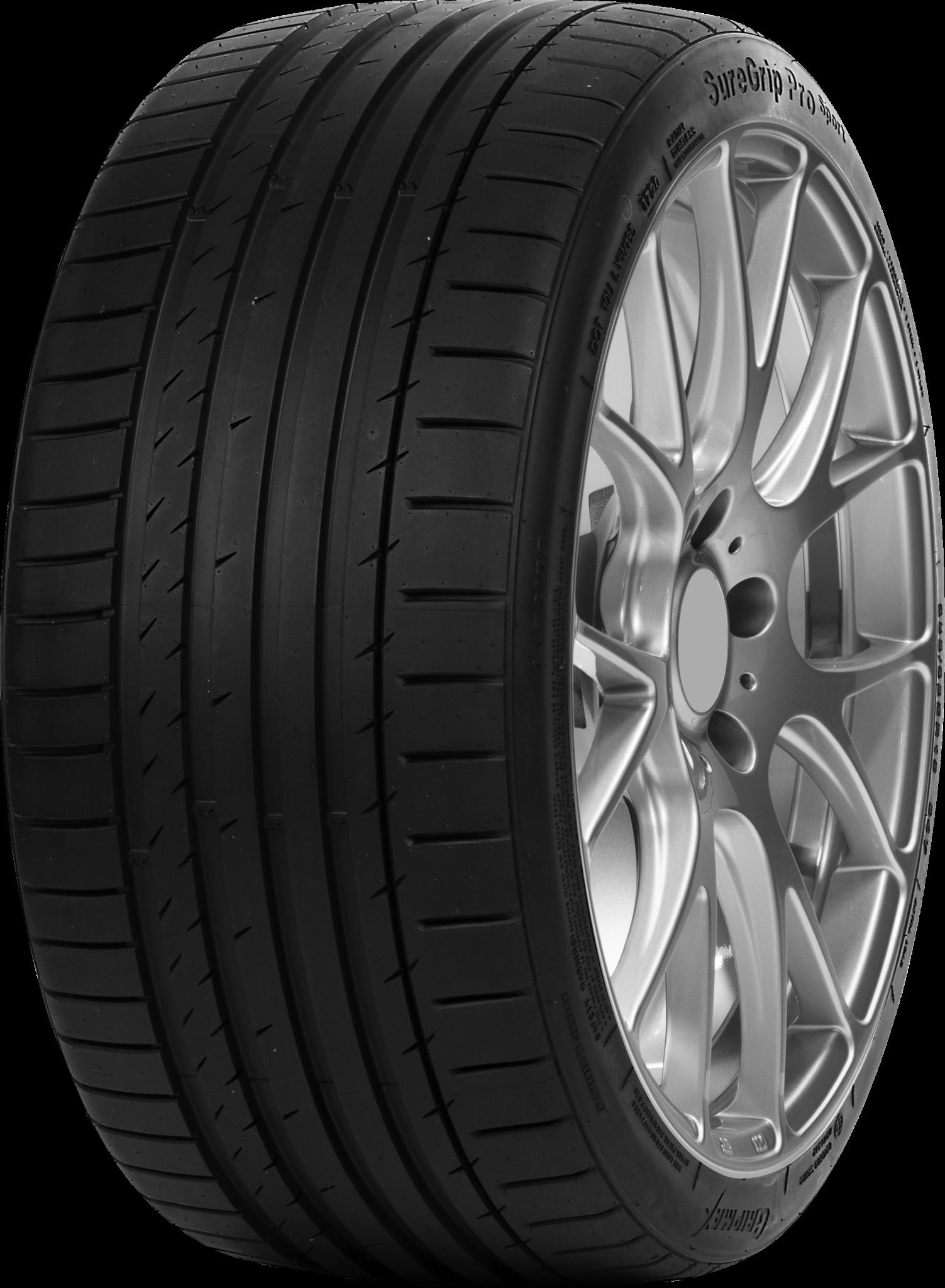 Van den Ban Group offers new Gripmax UHP tyre