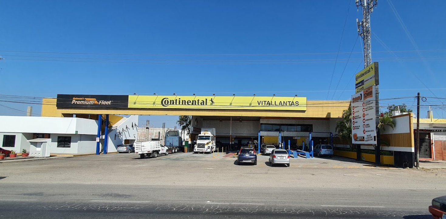 Continental reopens Mazatlán, Mexico retreading factory
