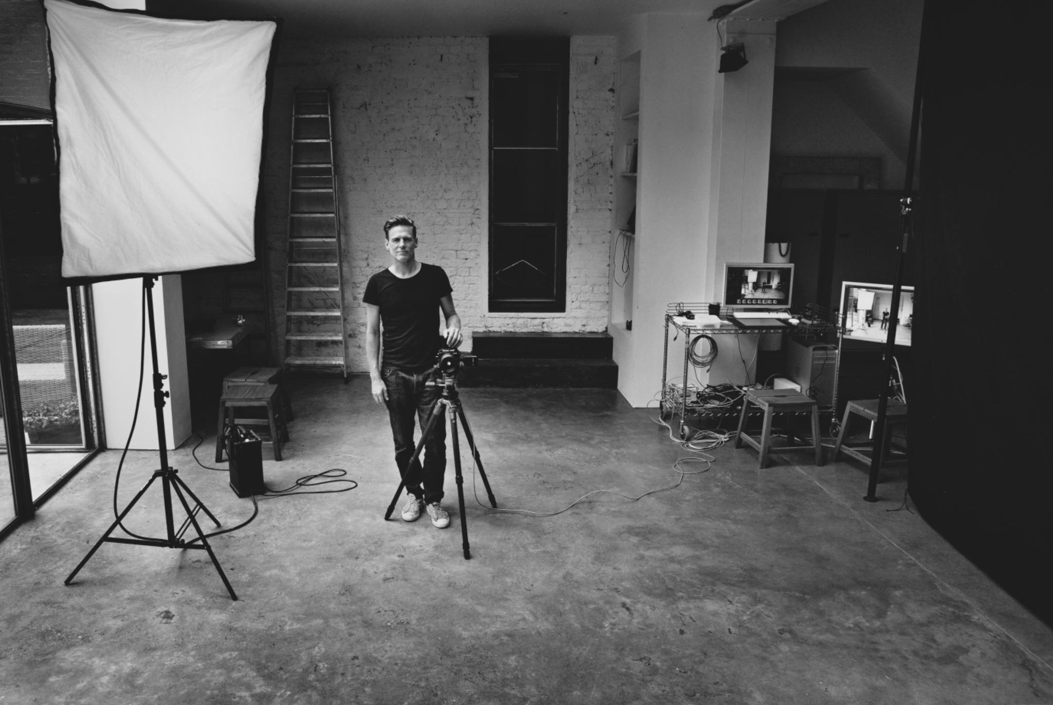 Bryan Adams the photographer in return of the Pirelli Calendar