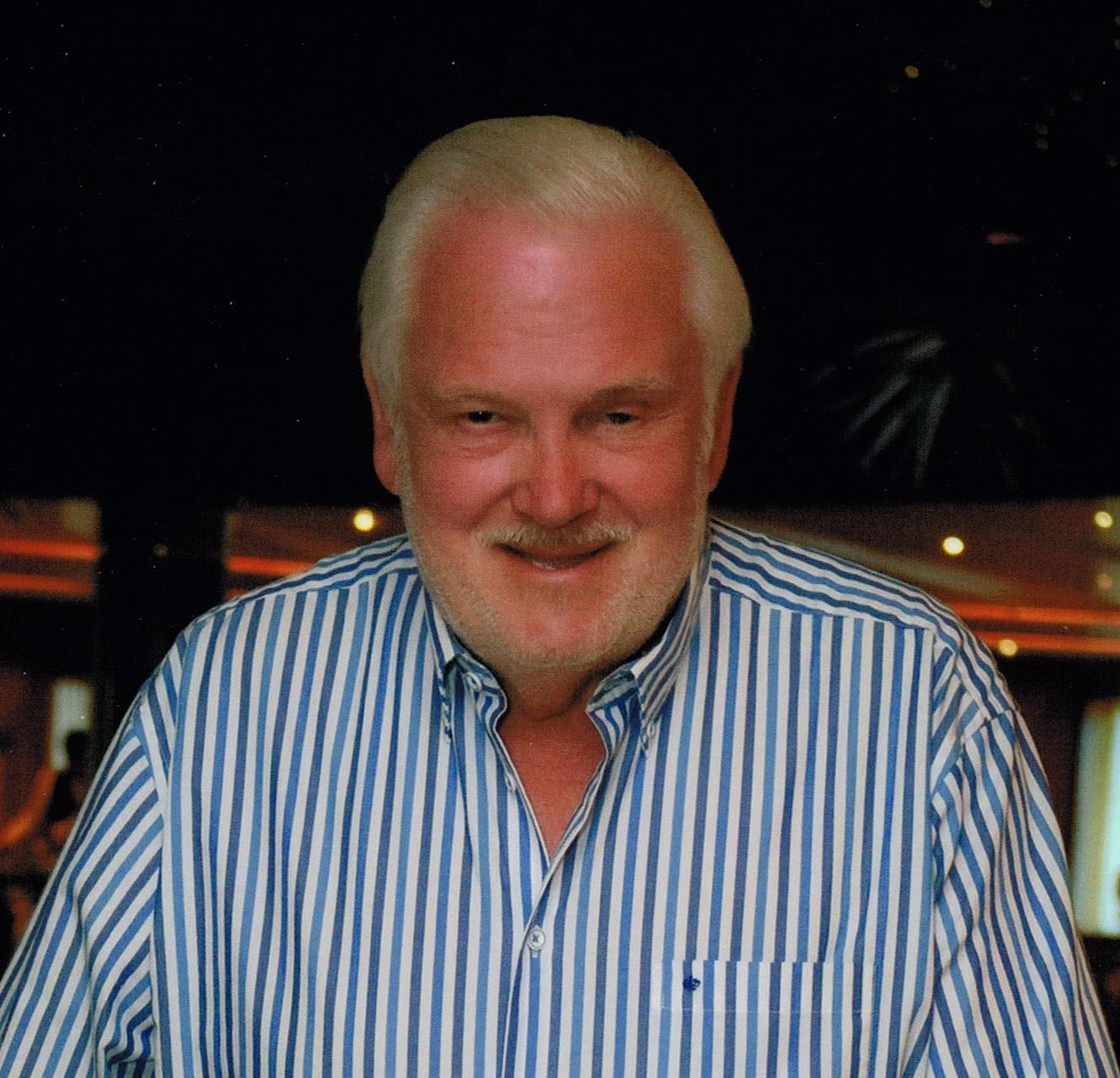 Obituary – David Edwards (1944 – 2021)